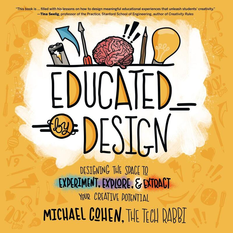 Educated By Design Book Cover